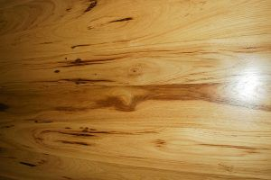 hickory flooring by Blade Millworks