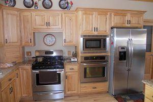 Kitchen cabinets by Blade Millworks