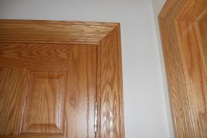 Re oak colonial casing by Blade Millworks